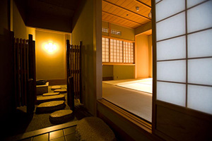 Guest Rooms Japanese Stlye Hotel Sansuiro Near Hakone Japan